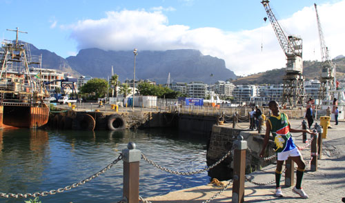The best way of getting around Cape Town to see the sights
