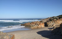 So many beautiful beaches in South Africa